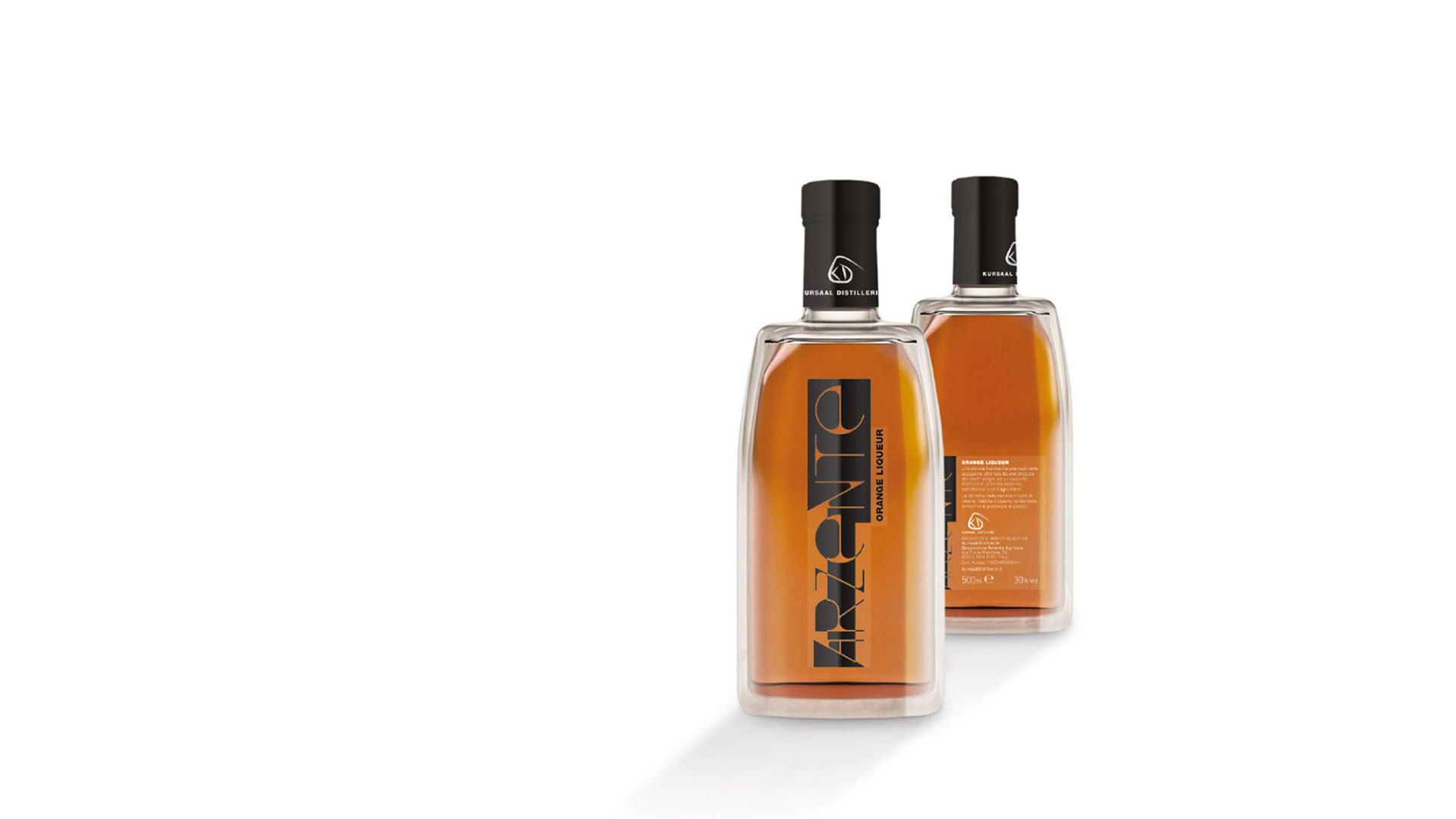 Arzente, Orange Liqueur