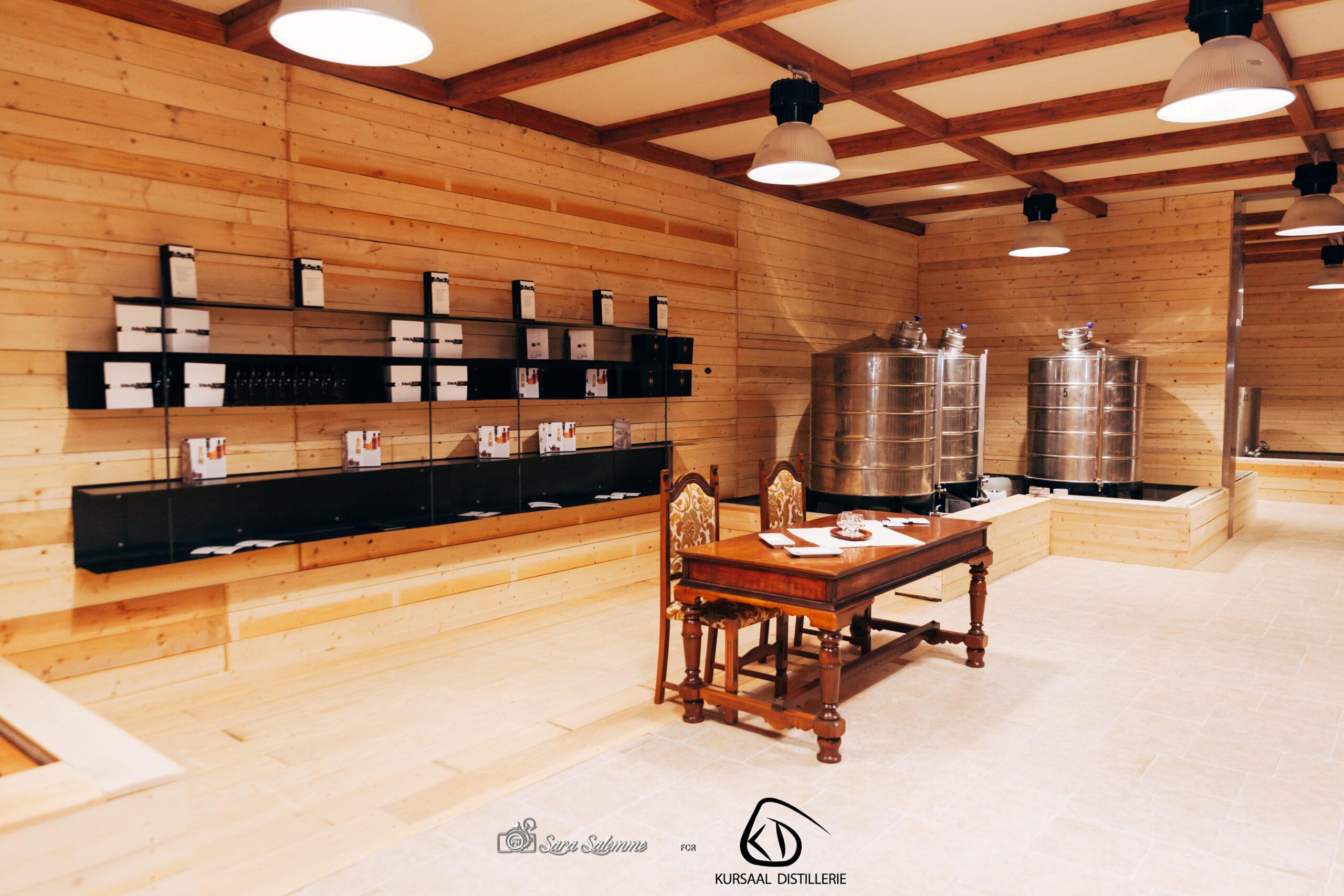 Cantina Kursaal Distillerie